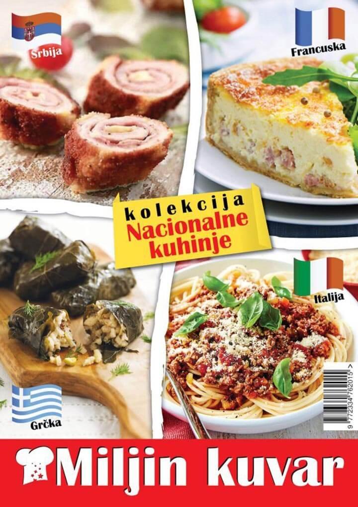 nacionalna kuhinja