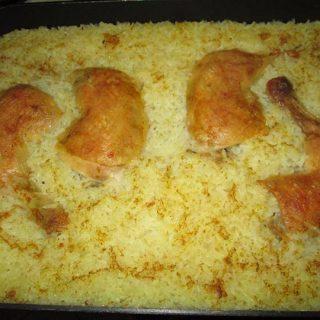 pilav-s-piletinom