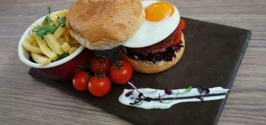 Burger na bazi biljaka – mnogo više od običnog burgera
