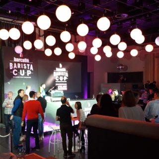Finalisti prvog regionalnog latte art takmičenja Barcaffé Barista Cup