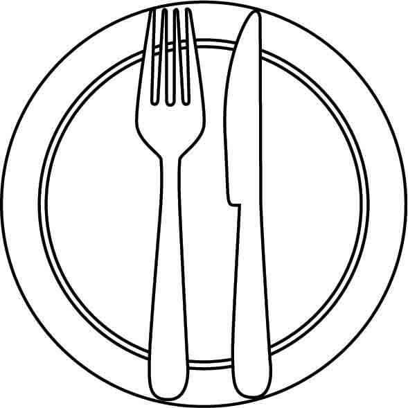 Bonton za stolom