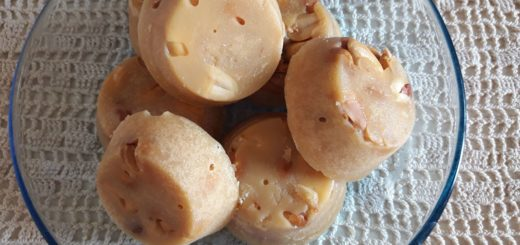 Karamel kolačići s kikirikijem