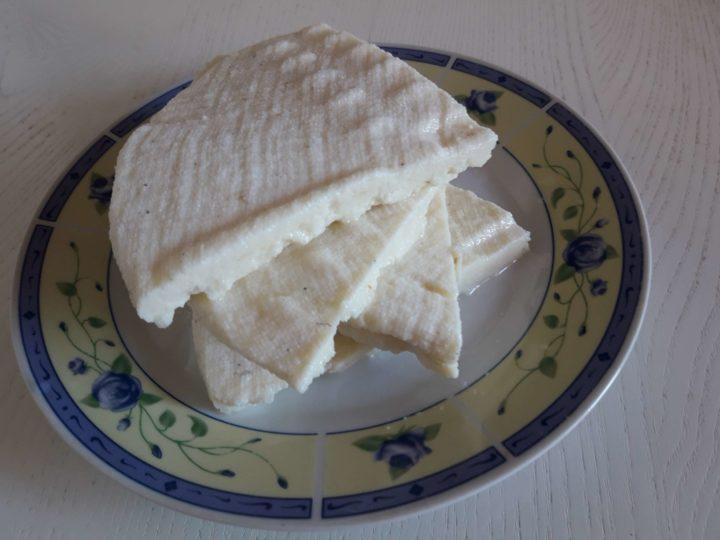 Brzi sir na 2 načina
