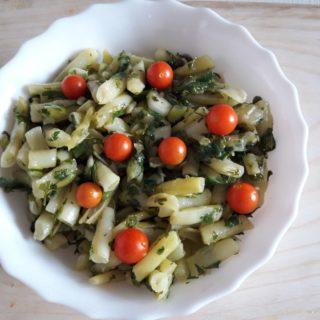 Salata od boranije