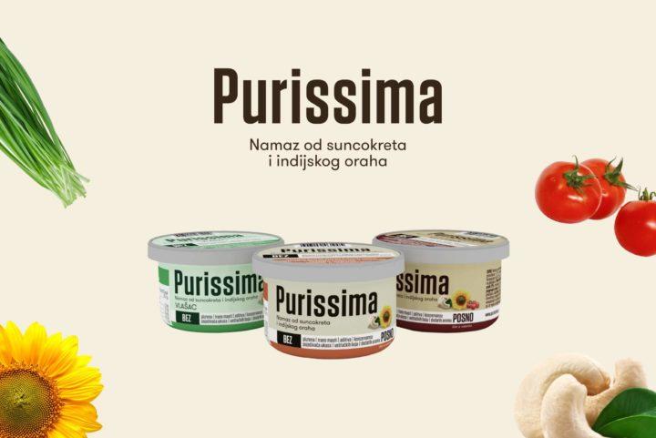 Novi ukus na srpskom tržištu – Purissima