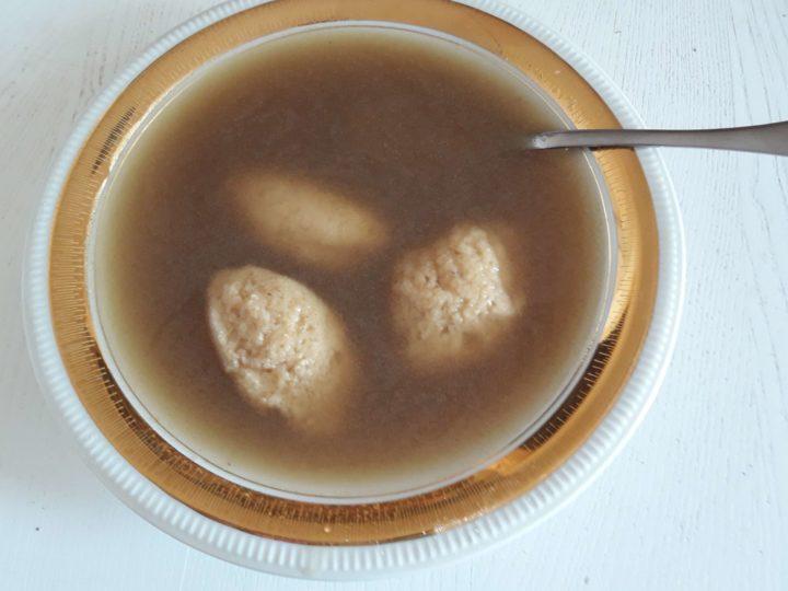 Najbolje knedlice za supu