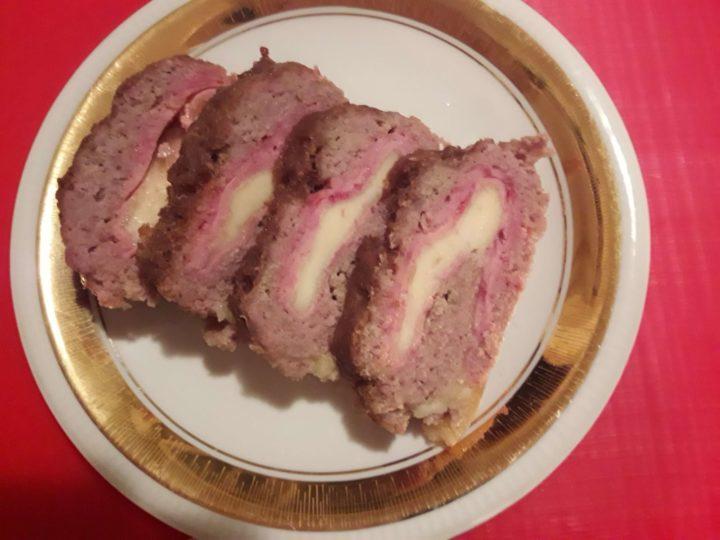 Rolat od mlevenog mesa – samo meso i jaje, ništa hleb, krompir...