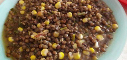 Sočivo s kukuruzom