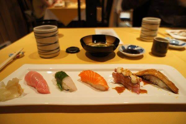 Sushi Kaji, Toronto