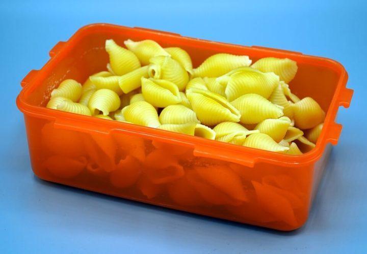 Konkiljoni – oblik školjkice u različitim veličinama.