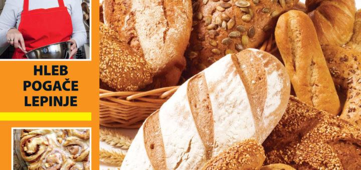 Miljin kuvar - Hleb, pogače, lepinje