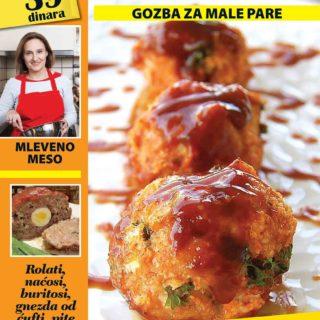Miljin kuvar - mleveno meso