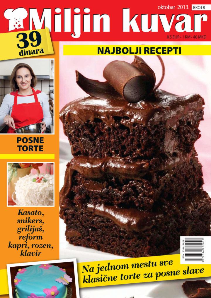 Miljin kuvar - posne torte