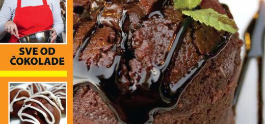 Miljin kuvar - sve od čokolade