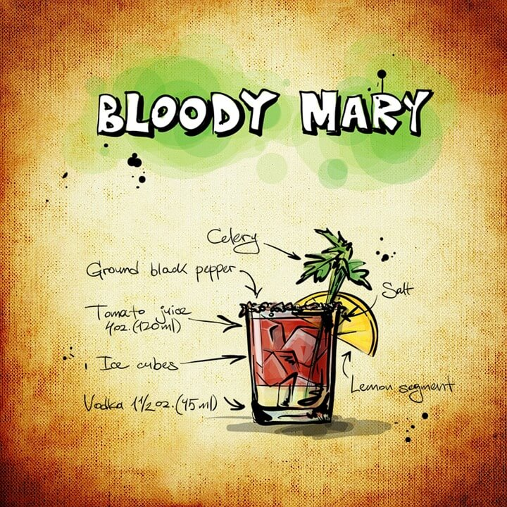 Bladi Meri (Bloody Mary)