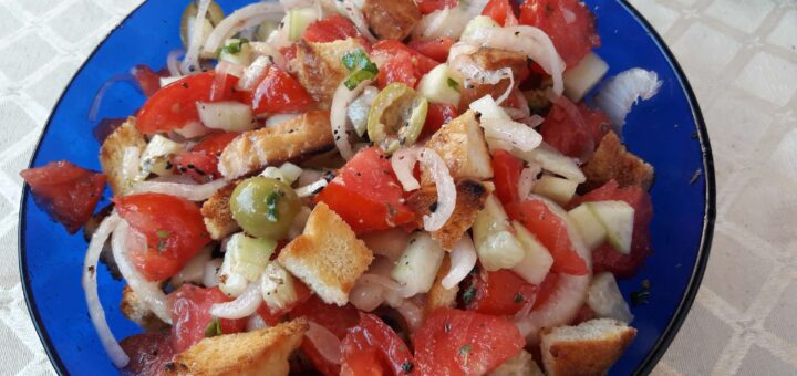 Pancanela salata