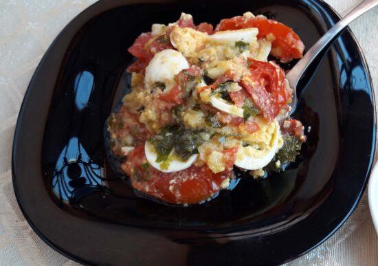 Vegetarijanska musaka od paradajza