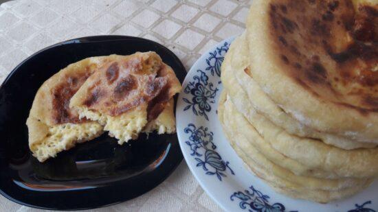 Hačapuri – prvi recept