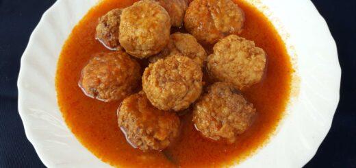 Ćufte u paradajz-sosu
