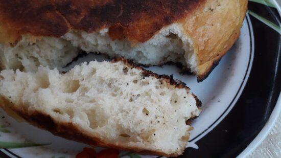 Hleb iz tiganja