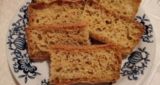 Hleb s bundevom