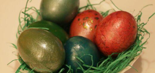 Sedefasta vaskršnja jaja