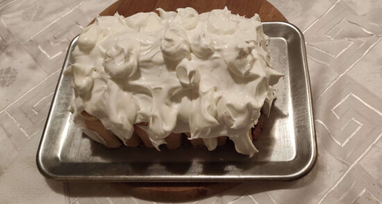 Kasato torta na dva načina