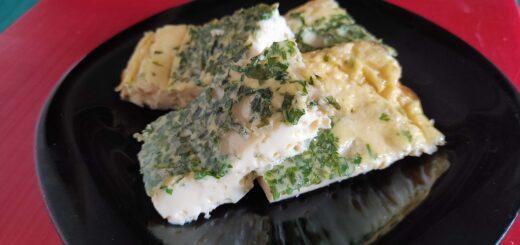 Ruski omlet (omlet iz rerne)