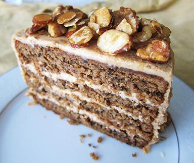 zerbo torta s grilijasem