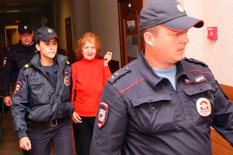Tamara Samsonova