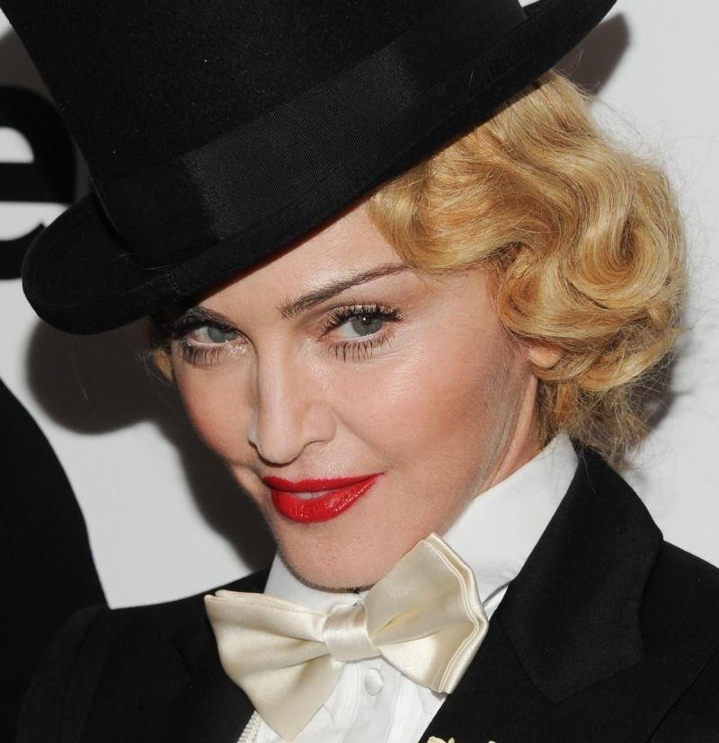 """Mesto: Njujork Datum: 19.06.2013 Dogadjaj: KULTURA/FILM - pop-zvezda Madona na svetskoj premijeri filma """"Madonna: The MDNA Tour"""" u Njujorku Licnosti: Madonna"""