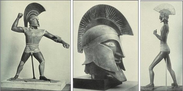 Etrurski ratnici