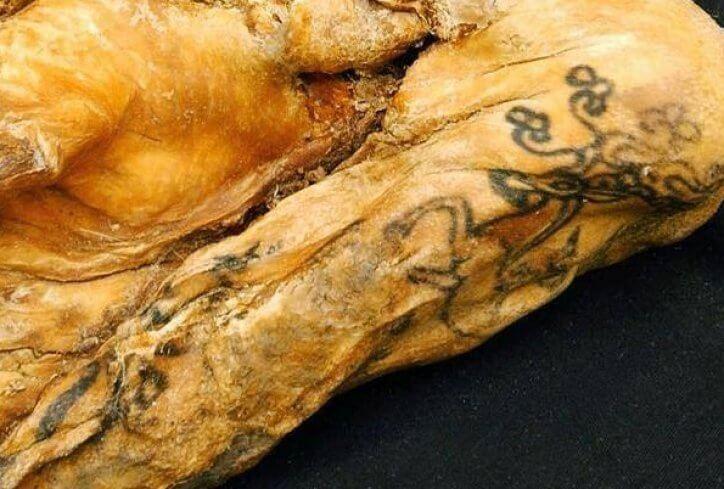 Praistorijsko tetoviranje