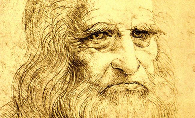 Leonardo da Vinči − renesansni uomo universale, pisao je kao u ogledalu