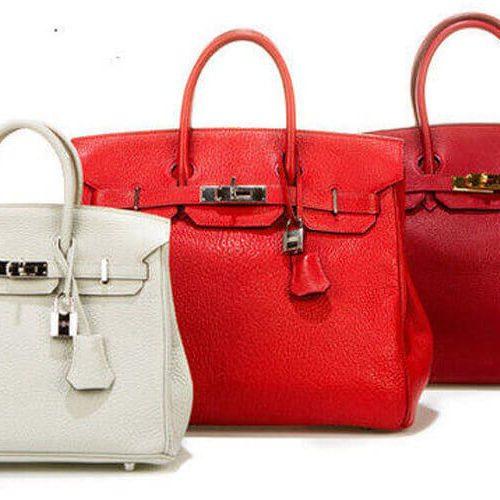Kelly & Birkin bag