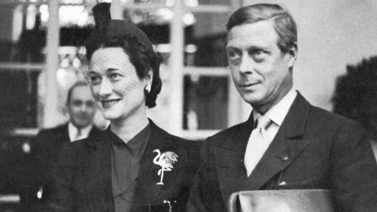 Volis Simpson i princ Edvard VIII