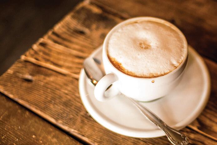 Kafelate (caffé latte) – espreso s dodatkom mleka