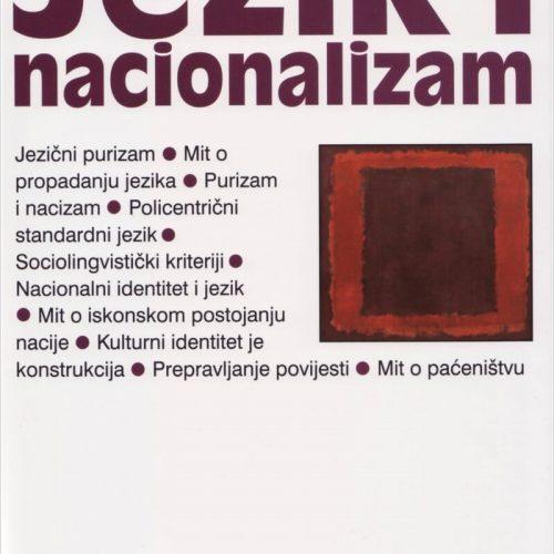 Jezik i nacionalizam, Snježana Kordić (Durieux, 2010)
