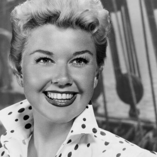 Doris Dej – najnasmejanije lice Holivuda