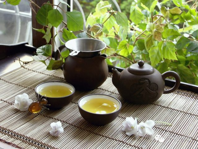 Ritual ispijanja čaja