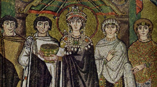 Carica Teodora