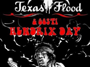 Hendrix day – Texas Flood & gosti
