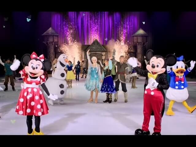 Disney on Ice - Čarobna kraljevstva