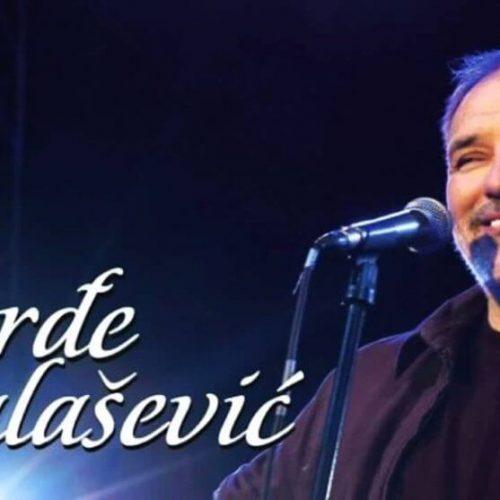 Đorđe Balašević u Kombank areni