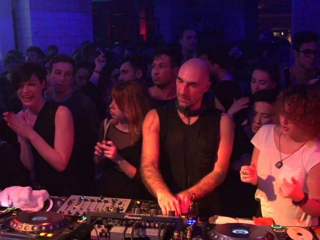 Žurka na Beogradskom sajmu - DJ Len Faki