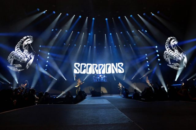SCORPIONS u Kombank areni (Crazy World Tour)