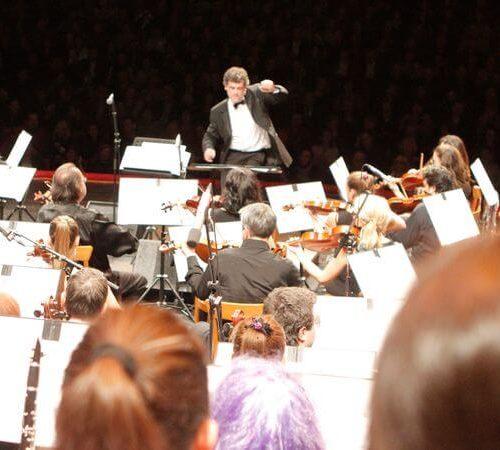 Supernova u Filharmoniji