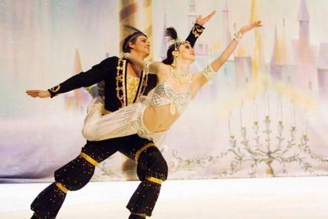 balet na ledu Krcko Oraščić