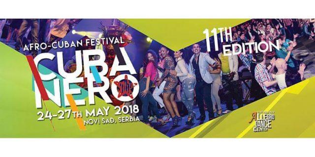 Cubanero Salsa Festival u Novom Sadu