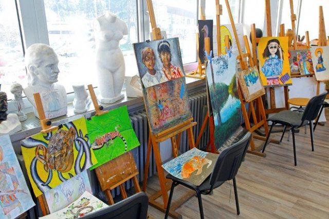 Budi kreativan (Dečji kulturni centar)